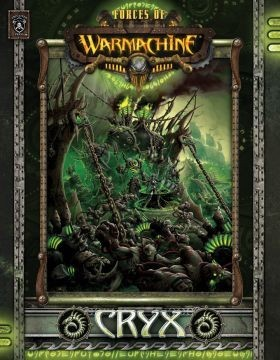 Forces of WARMACHINE: Cryx - Softcover