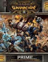Warmachine Prime Mk II Rulesbook - Softcover