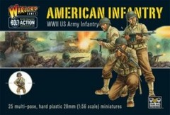 WWII American Infantry Box