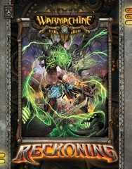 Warmachine Reckoning Softcover