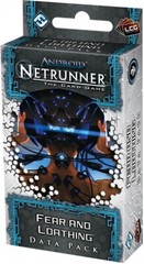 Fear and Loathing Data Pack Android Netrunner LCG