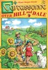 Carcassonne Board Game: Over Hill And Dale
