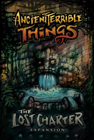 Ancient Terrible Things Board Game: Lost Charter Expansion