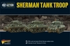 British Sherman V Troop Set