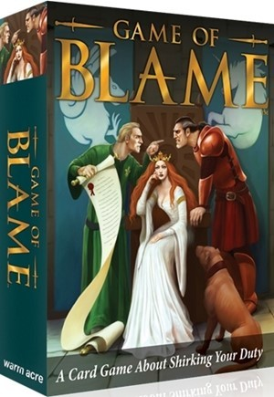 Game Of Blame Card Game