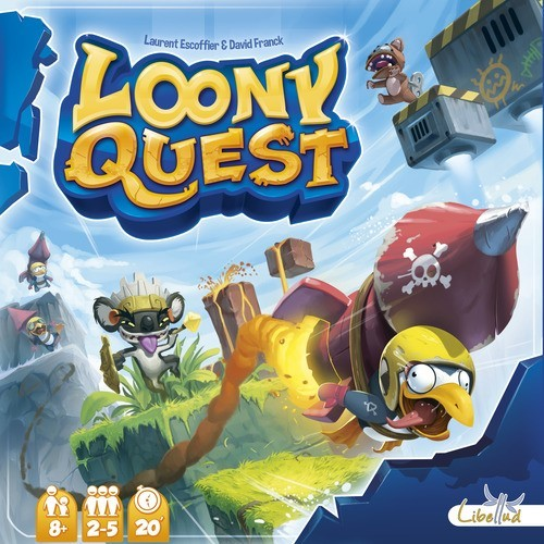 Loony Quest Drawing Game