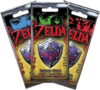 The Legend of Zelda : Trading Card Collection - Booster (6 cards + 1 decal or tattoo)