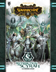 Forces of WARMACHINE: Retribution of Scyrah Command Hardcover