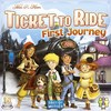 Ticket To Ride Board Game: First Journey Europe
