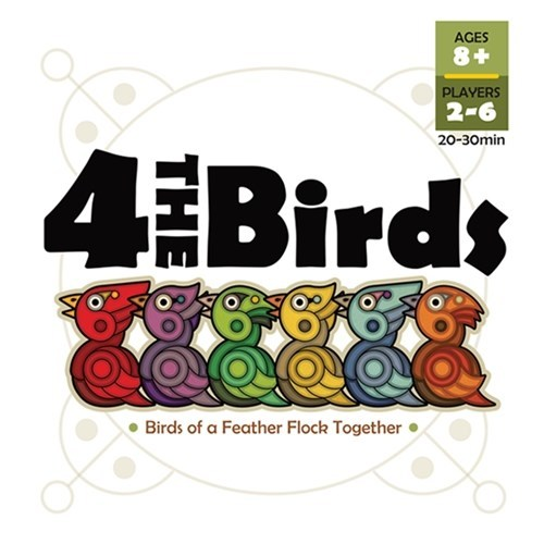 4 The Birds Board Game