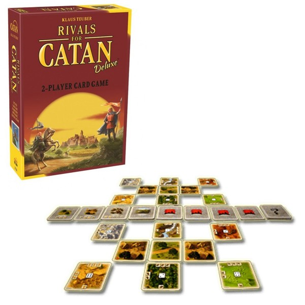 Rivals for Catan, Duluxe