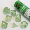 Blackfire RPG Dice set: Magic Green
