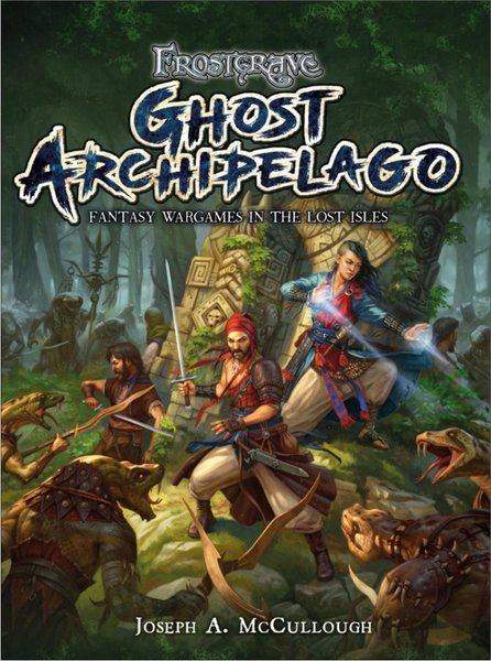 Frostgrave - Ghost Archipelago