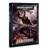 Codex: Harlequins Hardback - English
