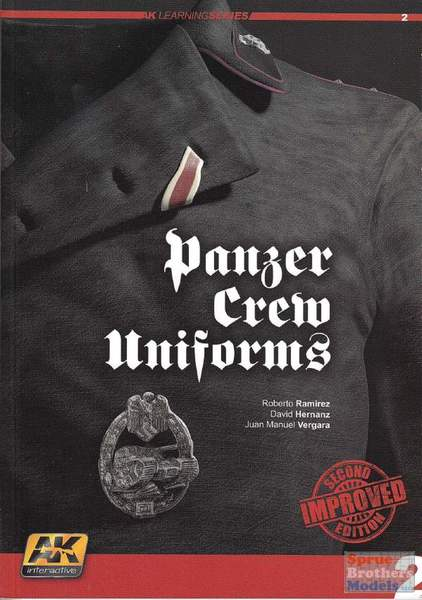 AK Interactive Panzer Crew Uniforms