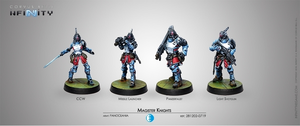 Magister Knights