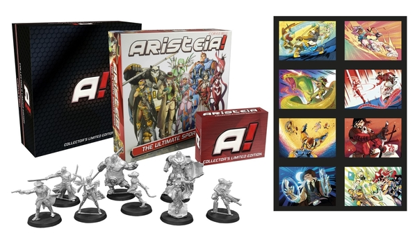 Aristeia! Core Collector's Limited Edition - English