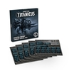 Adeptus Titanicus Acastus Knight Command Terminal Pack - English
