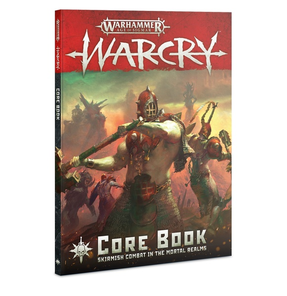 Warhammer: Age of Sigmar Warcry - Core Rule Book
