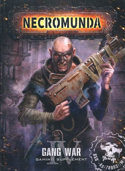 Necromunda: Gang War 4 - English