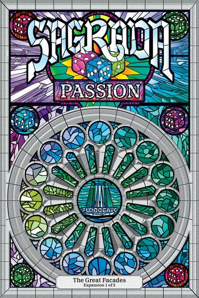 Sagrada: The Great Facades – Passion