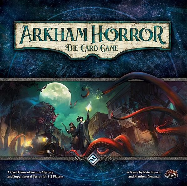 Arkham Horror LCG: Core Set (Arkham Horror: The Card Game)