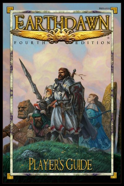 Earthdawn Player's Guide (4th Edition)