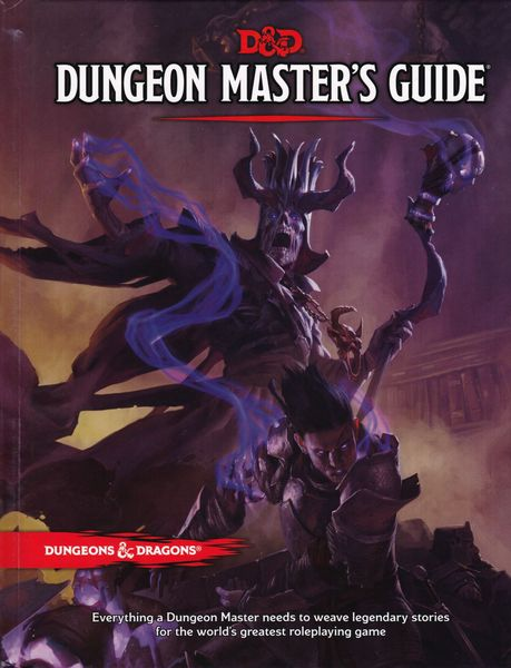 Dungeon Master's Guide (D&D 5e)