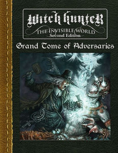 Grand Tome of Adversaries (Second Edition)
