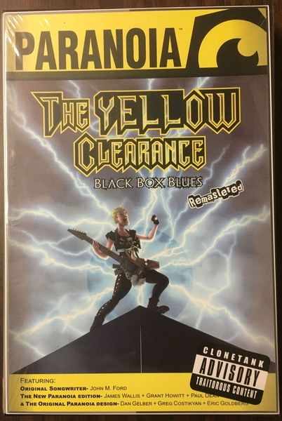The Yellow Clearance Black Box Blues Remastered