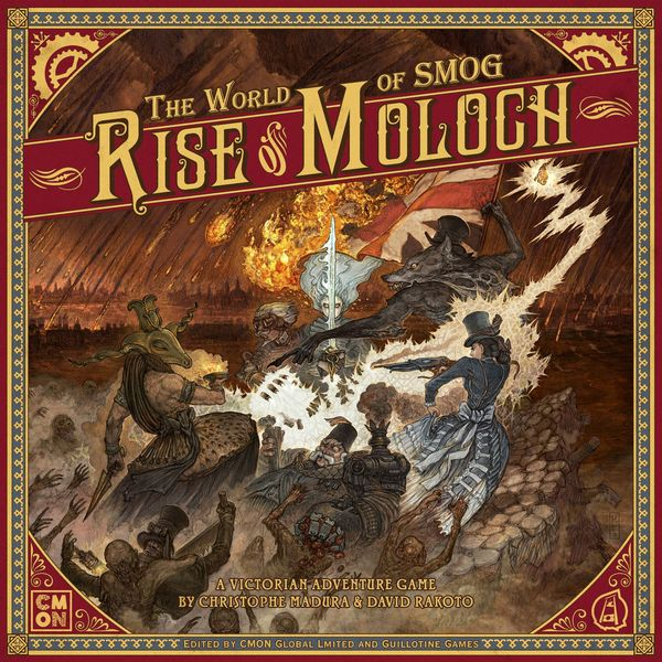 The World of SMOG: Rise of Moloch