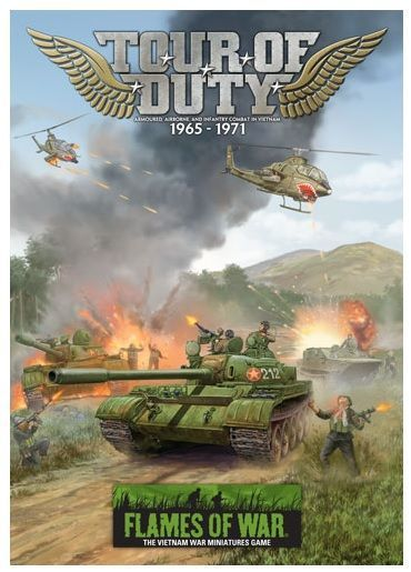 Flames of War: Tour of Duty