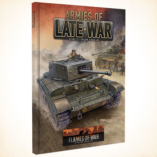 Armies Of Late War: Rulebook