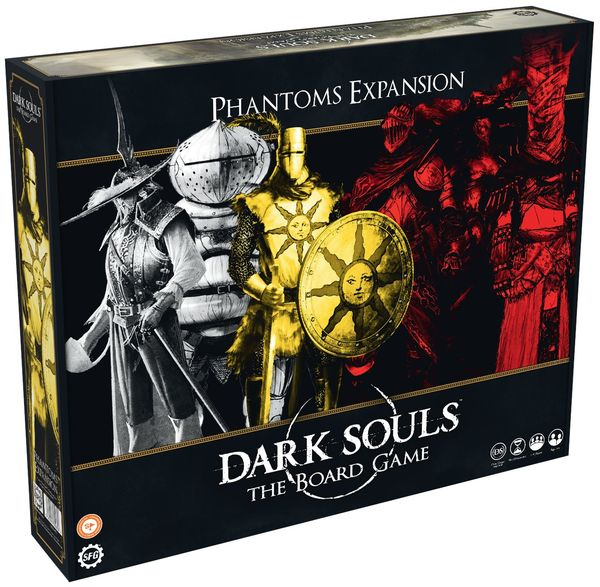 Dark Souls: The Board Game – Phantoms Expansion