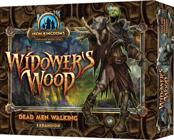Widower's Wood: Dead Men Walking