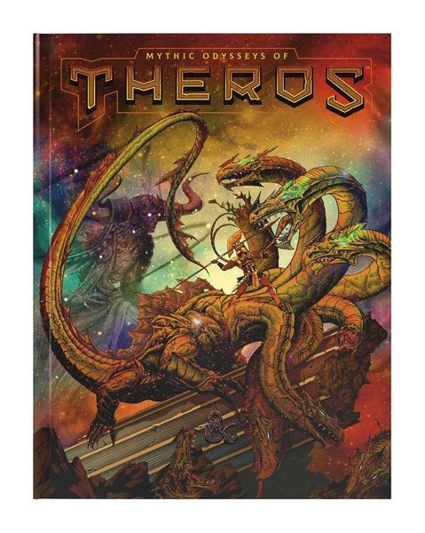 Mythic Odysseys of Theros (Exclusive Cover)
