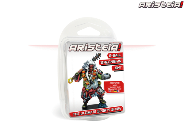 Aristeia!: 8-Ball, Greenskin Oni