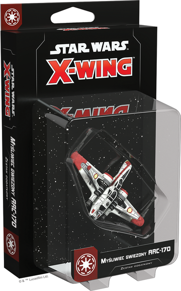 Star Wars X-Wing: ARC-170 Starfighter Expansion Pack