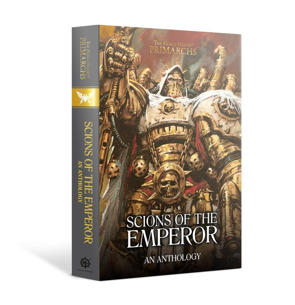 Scions of the Emperor: An Anthology (HB)