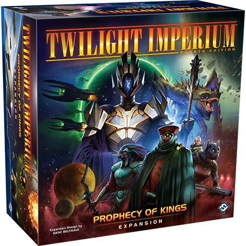 Twilight Imperium (Fourth Edition): Prophecy of Kings