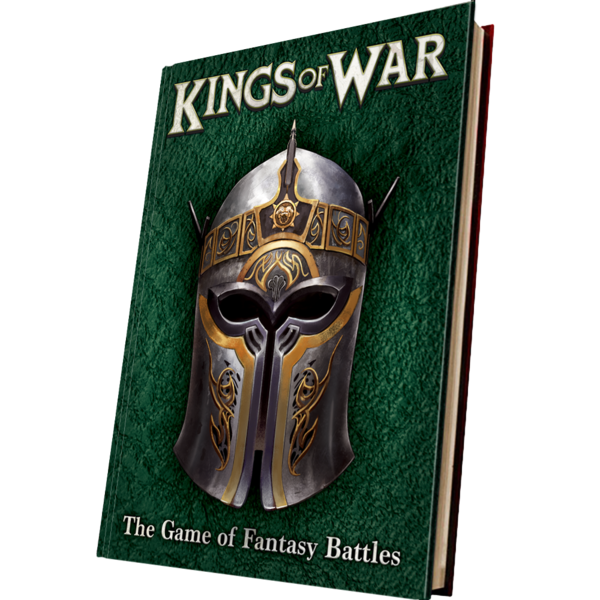 Kings of War Core Rules Book (Third Edition)