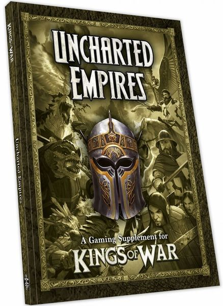 Kings of War (Third Edition): Uncharted Empires