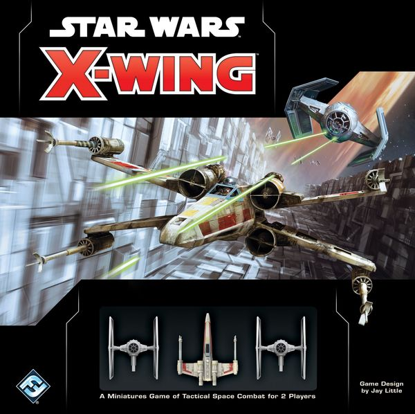 Star Wars: X-Wing Core Set - Second Edition