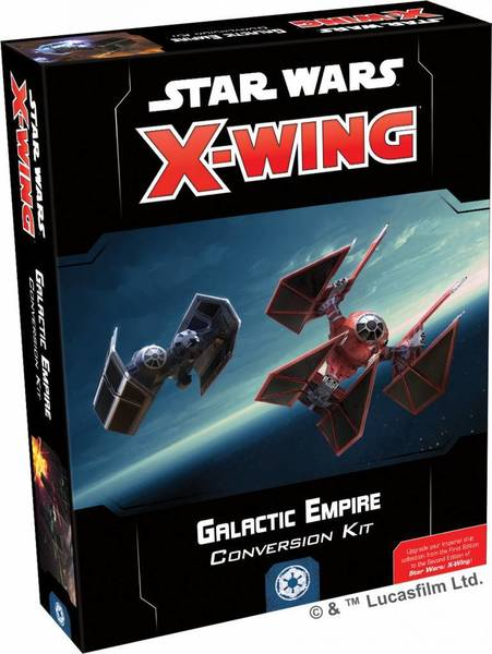 Star Wars: X-Wing Galactic Empire Conversion Kit