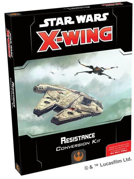 Star Wars: X-Wing Resistance Conversion Kit