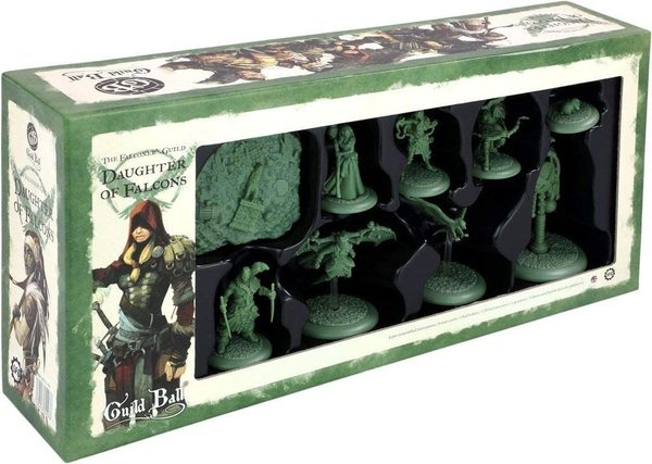 Guild Ball: Daughter of Falcons