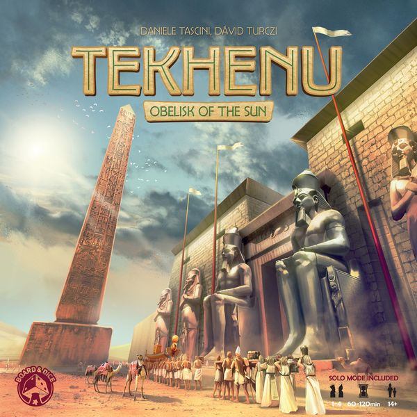 Tekhenu: Obelisk of the Sun