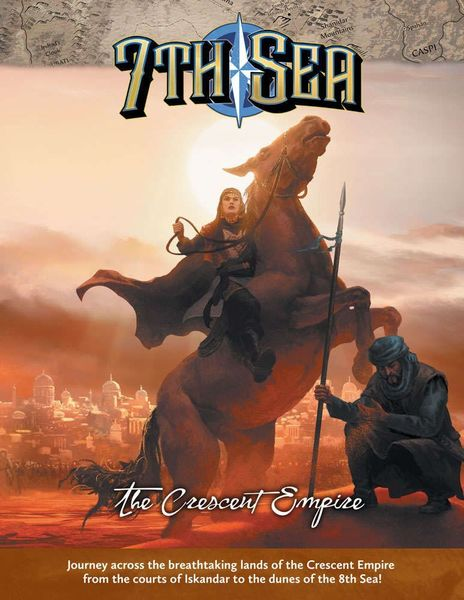 7th Sea: The Crescent Empire (2nd Edition)