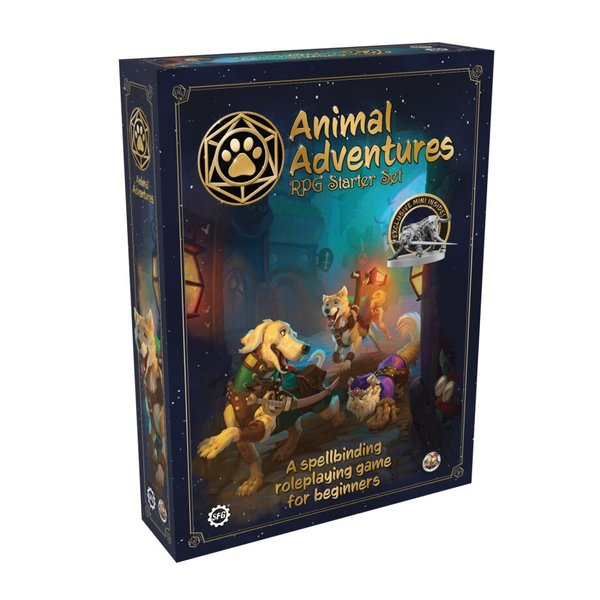 Animal Adventures: Starter Set
