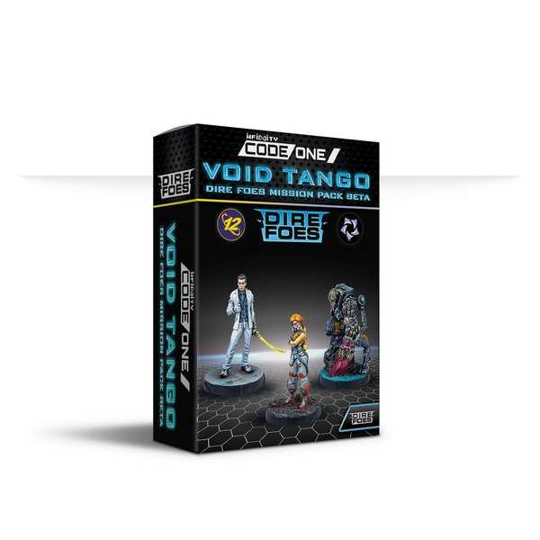 Dire Foes Mission Pack Beta: Void Tango